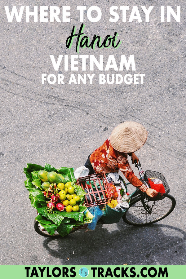 Picking where to stay in Hanoi is made easy with this Hanoi accommodation guide. Click to find the perfect Hanoi hotel or Hanoi hostel! #vietnam #travel #backpacking #budgettravel #luxuryhotels