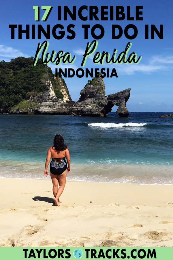 Heading to Bali? Make sure you check out Nusa Penida which is just off the coast of Bali for a few days of incredible things to do in Nusa Penida that are jaw-dropping. #bali #indonesia #travel #island #beach ***** Nusa Penida | Nusa Penida island | Nusa Penida Bali | Things to do in Bali | Things to do in Indonesia | Where to go in Indonesia | Southeast Asia travel | Southeast Asia destinations | Indonesia destinations | Indonesia travel | Bali travel | Bali travel tips | Bali travel guide