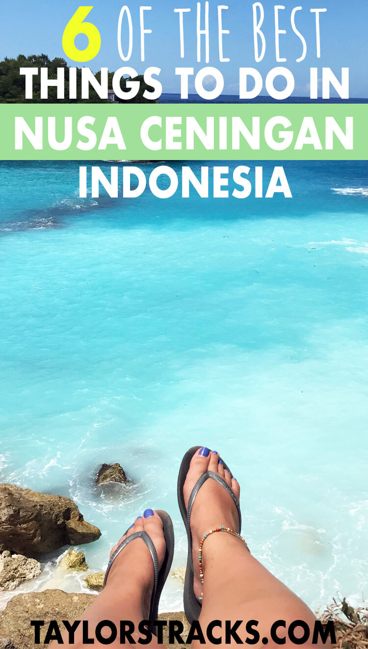 Nusa Ceningan | Nusa Ceningan Bali | Nusa Ceningan things to do | Things to do in Bali | Bali destinations | Bali travel | Nusa Ceningan blue lagoon