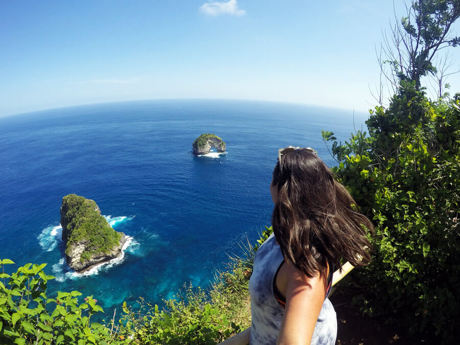 Nusa Penida | Nusa Penida island | Nusa Penida Bali | Things to do in Bali | Things to do in Indonesia | Where to go in Indonesia | Banah Cliffs | Banah Viewpoint