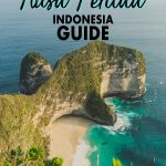 Heading to Bali? Make sure you check out Nusa Penida which is just off the coast of Bali for a few days of incredible things to do in Nusa Penida that are jaw-dropping.