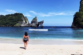 Nusa Penida | Nusa Penida island | Nusa Penida Bali | Things to do in Bali | Things to do in Indonesia | Where to go in Indonesia | Atuh Beach
