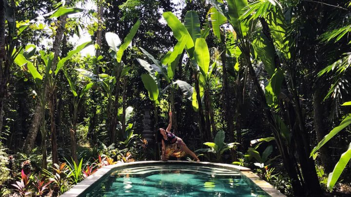 The Most Affordable Bali Yoga Retreat: Shanti Toya Ashram