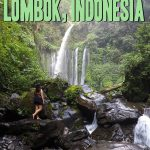 Find the hidden paradise and secret spots on Lombok Island with this ultimate Lombok itinerary. Lombok Indonesia is an incredible island filled with waterfalls, beaches in Kuta Lombok and more. This Lombok travel guide is packed with Lombok travel tips, where to stay in Lombok, the best things to do in Lombok and more.