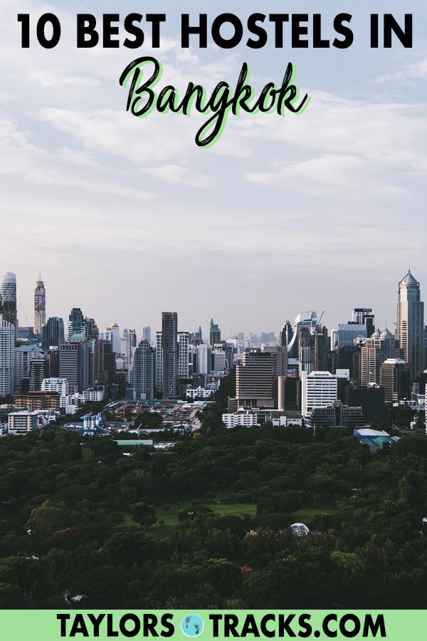 Travelling to Bangkok Thailand on a budget? These Bangkok hostels are the top hostels in the city for all budgets. This Bangkok accommodation guide will help you find where to stay in Bangkok quick so you can focus on planning your Bangkok activities instead. #thailand #travel #budgettravel #thai #bangkok