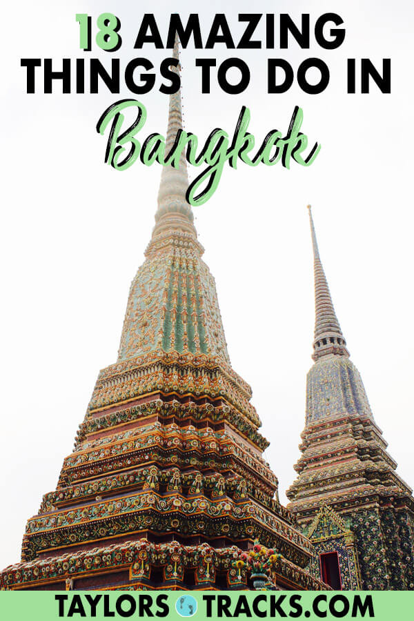 There is so much to know about Thailand travel as there are many destinations. But this list of the best things to do in Bangkok will help you plan the perfect Bangkok itinerary as a part of your dream Thailand itinerary. This Bangkok travel guide will make sure you have the best time. Click to start planning your Bangkok trip! #travel #budgettravel #thailand #thai #bangkok