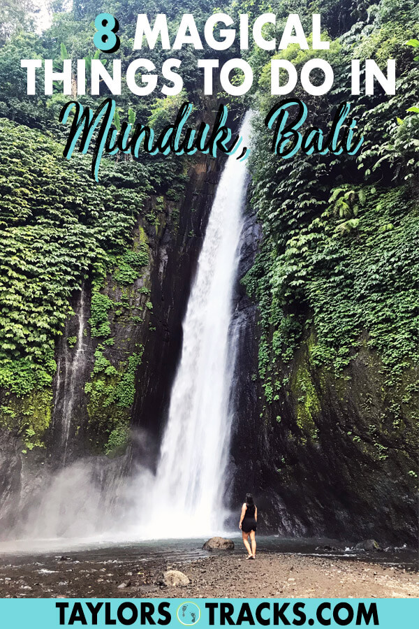 There is so much to know about Bali travel as there are many destinations. But this list of the best things to do in Munduk will help you plan the perfect Munduk itinerary as a part of your dream Bali itinerary. This Munduk travel guide will make sure you have the best time. Click to start planning your Munduk trip! #bali #travel #budgettravel #islandlife #indonesia #surfing #sunset #waterfall