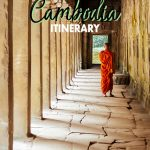 Planning a trip to Cambodia may surprise you with the amount there is to see in the country. This Cambodia travel guide will help you plan the perfect Cambodia itinerary for 1-2 weeks and includes Cambodia travel tips, things to do in Cambodia, where to stay in Cambodia and a Cambodia budget. It covers all of the best places to visit in Cambodia from Siem Reap to Phnom Penh and Koh Rong Island.