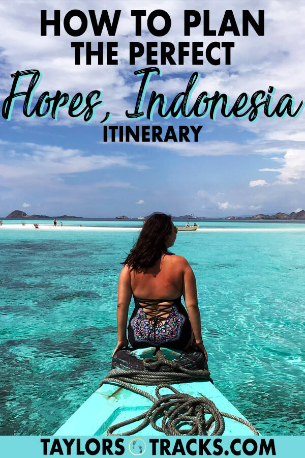 Discover the best things to do in Flores Indonesia with this Flores travel guide that will help you create the perfect Flores itinerary for 1 week - 10 days. Add Flores to your Indonesia itinerary and you won't disappointed with stops at Komodo Island, Kelimutu crater lakes and more. Click to find all of the info in this guide! #travel #flores #indonesia #budgettravel #island