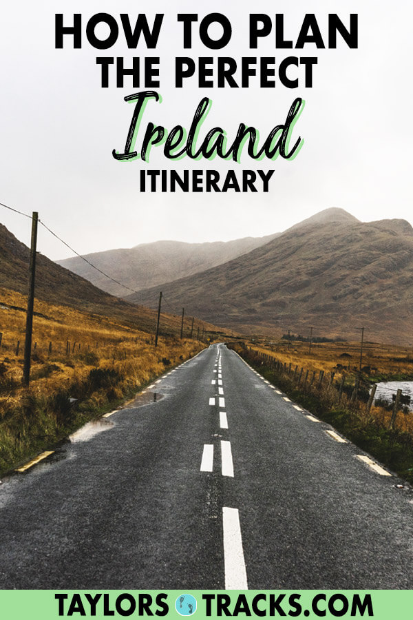 Discover Ireland in 5 days to 4 weeks with this Ireland travel guide that will help you create your dream Ireland itinerary. You'll find the best things to do in Ireland, where to stay in Ireland the top places to visit in Ireland, must-see Ireland attractions and Ireland travel tips. Click to start planning your Ireland trip now! #ireland #europe #traveltips #budgettravel