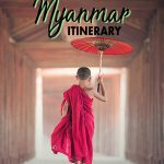 Start planning the perfect Myanmar itinerary with this easy to use Myanmar guide that includes where to go in Myanmar, the best things to do in Myanmar, where to stay in Myanmar and Myanmar travel tips. Click to start planning your dream Myanmar trip with this ultimate Myanmar travel guide!