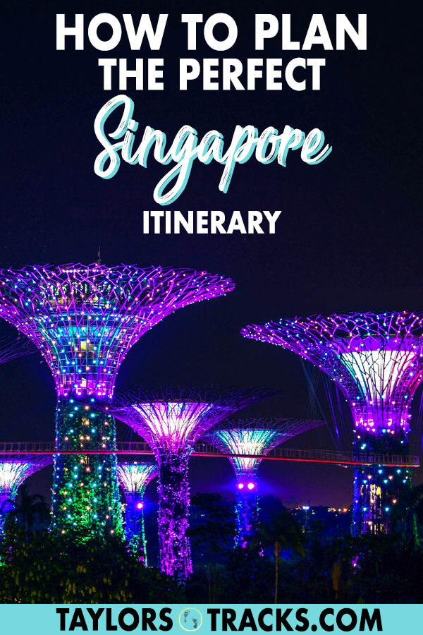 Plan the perfect Singapore itinerary of any length with this detailed Singapore guide that includes the best things to do in Singapore, where to stay in Singapore, Singapore travel tips, a Singapore budget and more. Click to start planning your Singapore trip! #singapore #traveltips