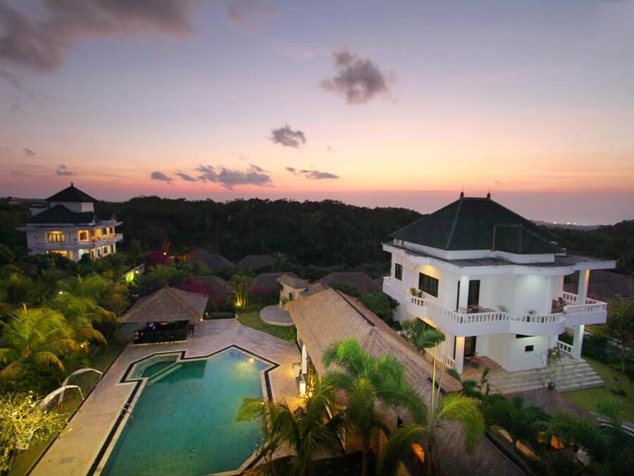 Luxury Villas Dreamland Bali