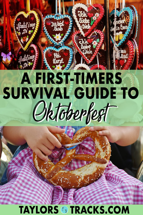 This ultimate Oktoberfest guide will help you be prepared for the biggest drinking event of the year in Munich, Germany. Find where to stay in Munich, the best Oktoberfest tours, how to score a table and more must-know Oktoberfest tips for your Oktoberfest trip! #travel #europe #germany #festival #beer