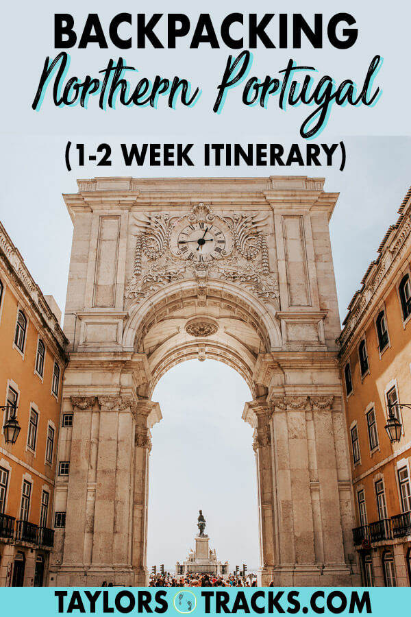 This Northern Portugal itinerary will show you all of the highlights of Portugal travel from Porto to Lisbon and everything in between. Click to find the top things to do in Portugal, where to stay in Portugal, Portugal travel tips and more! #europe #travel #budgettravel #backpacking #portugal #lisbon #porto #wine