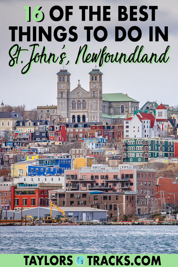 Discover the best things to do in St. John's Newfoundland along with where to eat in St. John's and where to stay in St. John's for an epic trip to Newfoundland's capital. Start your Newfoundland trip right with this detailed St. John's guide that will bring you to city sites from Cape Spear to Signal Hill and everything in between. #canada #newfoundland #travel #budgettravel #traveltips