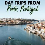 If you're running short on things to do in Porto then add one (or more) of these day trips from Porto to your Porto itinerary. Find Portugal travel tips for Douro Valley, Braga, Coimbra, Aveiro and more.
