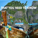 Backpacking Thailand will be a breeze with these 33 Thailand travel tips that will save you money, time and stress. Click to find out how to make your Thailand trip go smoothly!