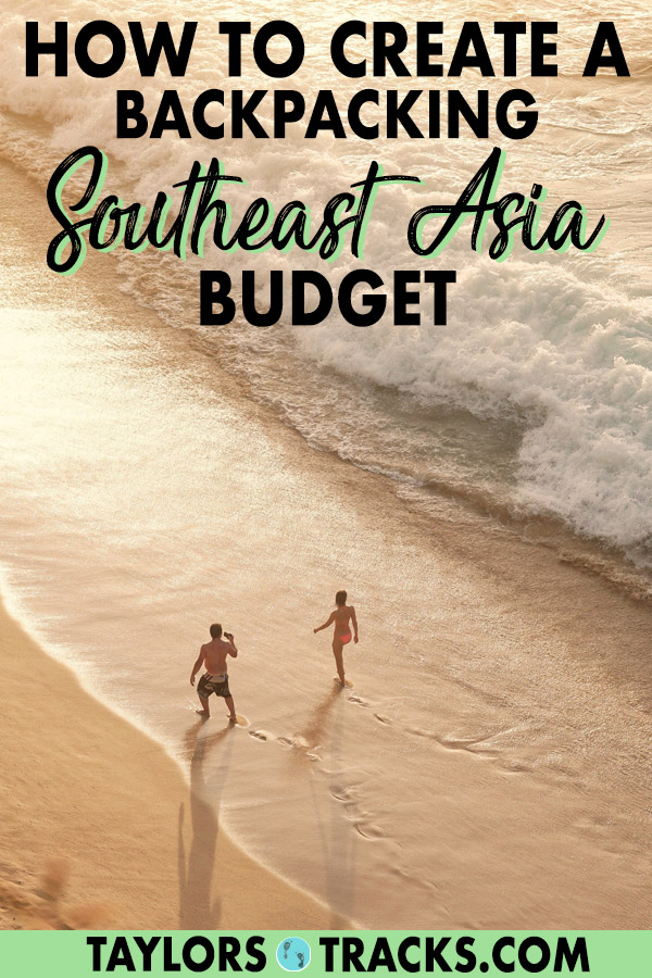 Figure out a Southeast Asia budget before you leave on your Southeast Asia backpacking trip so you can plan and stay on budget. This simple Southeast Asia backpacking budget guide highlights all Southeast Asia expenses from visas to major attractions, travel and more. #traveltips #budgettravel #budget