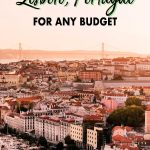 Find the best places to stay in Lisbon for your budget and style of travel. From boutique Lisbon hotels to budget Lisbon hostels that are so nice you won't even realize you're staying in a hostel, this Lisbon accommodation guide has got you covered. Click to find out where to stay in Lisbon!
