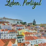 Click to find out how you can spend 3 days in Lisbon for an incredible time with this detailed Lisbon itinerary. You'll learn the best things to do in Lisbon, where to go in Lisbon, where to stay in Lisbon, the best Lisbon viewpoints, Lisbon attractions and much more!