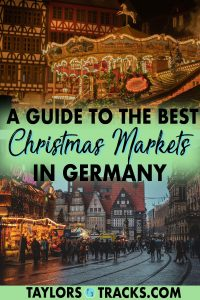Among the best Christmas markets in Europe are those in Germany. From the north in Cologne to the small towns heading south to Bavaria and Munich, Germany has an abundance of Christmas markets and this guide will help you find the best, where to visit in Germany and tips for planning. Click to start planning your trip for the top Christmas markets in Germany!