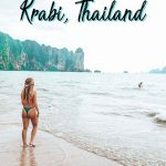 Add these things to do in Krabi, Thailand to your Krabi itinerary to have an epic few days doing some Thai island hopping, watching jaw-dropping sunsets and lazing on the beach. Add Krabi to your Thailand itinerary and you won't regret it!