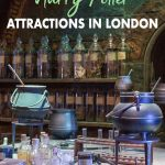 Harry Potter fans it's time to grab your wands, these Harry Potter things to do in London include a potions class, muggle walking tours and more. For a fun weekend in London click to find the top Harry Potter attractions in London!
