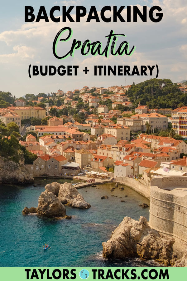 Get all of the need to know Croatia travel tips to create the perfect Croatia itinerary for backpacking Croatia without breaking your budget. Learn the best places to visit in Croatia, when to go to Croatia and much more. #croatia #europe #travel #budgettravel #beach #island #vacation #holiday