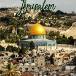 Learn what to do in Jerusalem for all types of travellers (religious or not) with these things to do in Jerusalem that will ensure you have a full trip to Jerusalem.