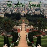 See the whole of Israel and Palestine with these day trips from Tel Aviv that take you to holy sites in the north, biblical sites in the east and to natural landscapes in the south. These Tel Aviv day trips will certainly help you plan the perfect Tel Aviv itinerary.