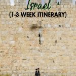 Discover what to do in Israel, where to stay in Israel, the best places to visit in Israel and Israel travel tips. This Israel travel guide will help you plan the best Israel itinerary for the perfect Israel trip.