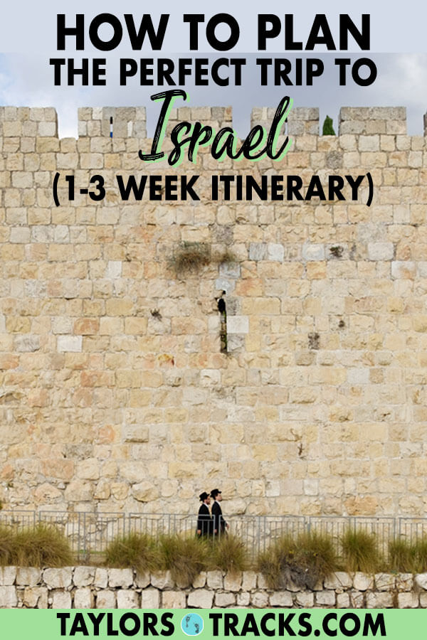 Discover what to do in Israel, where to stay in Israel, the best places to visit in Israel and Israel travel tips. This Israel travel guide will help you plan the best Israel itinerary for the perfect Israel trip. #israel #travel #middleeast
