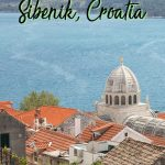 Sibenik Croatia is often not on travellers radar, but I encourage you to make a stop at this ever so charming city that is packed full of history, beautiful sites, surrounded by gorgeous water and epic views with these things to do in Sibenik.