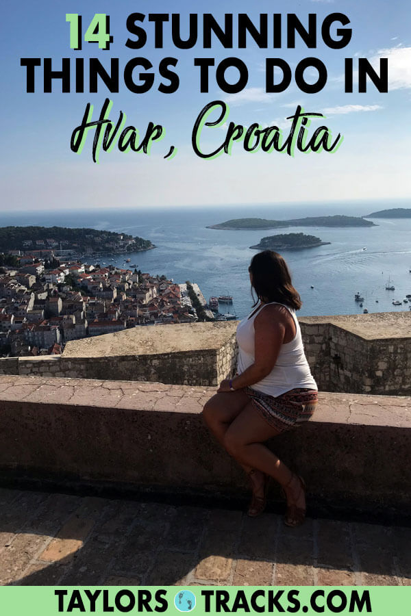 Hvar is one of the most popular destinations in all of Croatia. Make sure you discover all that Hvar Island has to offer with these absolutely breathtaking things to do in Hvar. #hvar #croatia #europe #travel