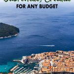 No matter what you're looking for, a Dubrovnik hotel or a Dubrovnik hostel, this guide on where to stay in Dubrovnik will help you find the perfect area to stay in for your budget so you can have the perfect Croatia trip.
