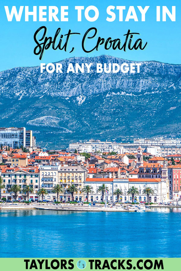In a country as popular and expensive as Croatia, finding accommodation in one of the most popular cities can be overwhelming. This Split accommodation guide will help you find where to stay in Split whether you love hostels, apartments, cheap Split hotels or luxury. #split #croatia #europe #travel