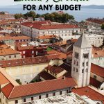 Finding where to stay in Zadar is easy with this Zadar accommodation guide that includes the best Zadar hotels and Zadar hostels from budget to luxury.