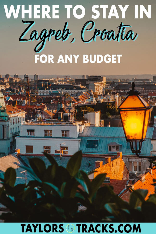 Find where to stay in Zagreb that's ideal for your style of travel and budget. Zagreb hostels, Zagreb hotels, you name it, I even share Zagreb apartments for those who love privacy. #zagreb #croatia #europe #travel #budgettravel