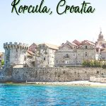 Korcula island has become favourite for visitors to come to when in Croatia so don't miss an opportunity to visit one of the most beautiful places in the country. I've got you covered with the top things to do in Korcula.