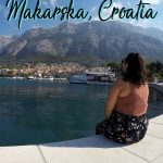 Makarska Croatia is a breathtaking destination along Croatia's coast that you'll need little convincing to visit. These things to do in Makarska include the best beaches, hiking, sunsets and more.