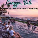 Canggu, Bali is a hot spot for vacationers and digital nomads alike. The beachy, laid back vibes of this area in Bali is the perfect place to relax and is a must visit on any Bali trip so be sure to add Canggu to your Bali itinerary! I share the best things to do in Canggu whether you're staying long or short term.