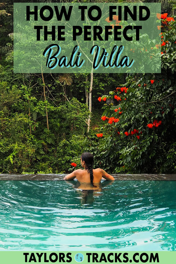 Finding the perfect villa in Bali can be overwhelming with the amount of choices available across the island. I've got you covered, giving you info on the best area to stay in Bali and how to pick the best villa in Bali for your travel style. #villa #bali #indonesia #island #travel