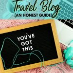 Learn how to start a travel blog and make money in this brutally honest guide on what it takes and what you need to do up front to help you become successful. Yes, you CAN make money blogging. Spoiler alert: the beginning is easier than you think and the rest in the hard part (but I break it all down into easy steps).
