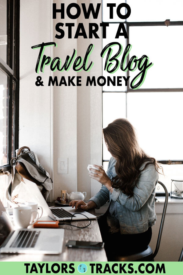 Learn how to start a travel blog and make money in this brutally honest guide on what it takes and what you need to do up front to help you become successful. Yes, you CAN make money blogging. Spoiler alert: the beginning is easier than you think and the rest in the hard part (but I break it all down into easy steps). #travelblogging #travelblogger #makemoney #makemoneyonline