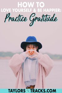 If you've ever struggled to appreciate what you have, love your body or getting going in the morning, there is one thing that can help you overcome all three. Gratitude. Learn how you can practice gratitude every day and discover the best version of yourself in less than 5 minutes a day. #gratitude #selflove #selfimprovement #mentalhealth