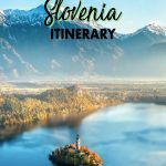 Don't skip on the opportunity to visit Slovenia. This picturesque country can easily be added to a Croatia, Italy or Austria trip. Plan the ideal Slovenia itinerary with this easy to use Slovenia travel guide that shares everything you need to know for your Slovenia trip.