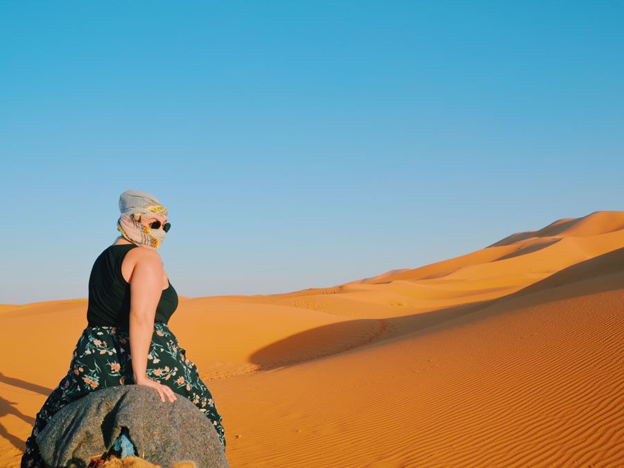 The Best Way To See The Sahara Desert In Morocco Taylor S