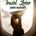 These travel gift ideas for perfect for the travel lover on your shopping list. Click to find travel gifts for women and travel gifts for men that are both practical, decorative and ideal for stocking stuffers. #travel #gifts #budgettravel #christmas #birthday #travelgifts #travellovers
