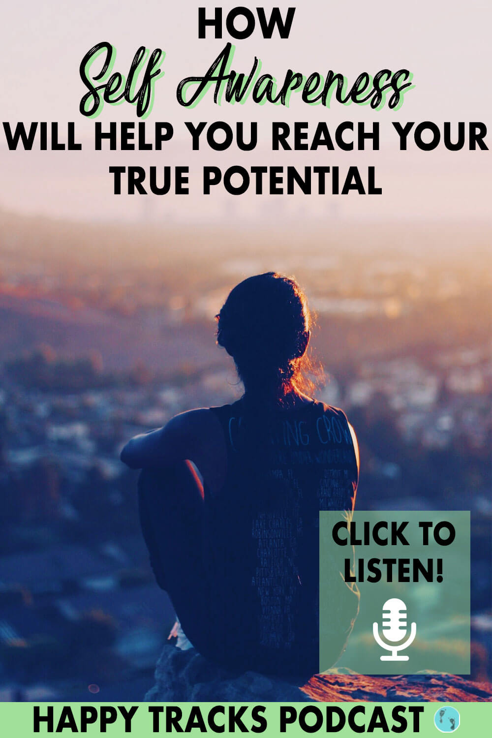 Self awareness is like your own personal superpower. Learning how to be self aware will help you understand yourself better so that you can develop better habits with ease. Click to find out how you can become self aware!